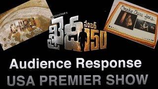 Khaidi No 150 US Premier Response