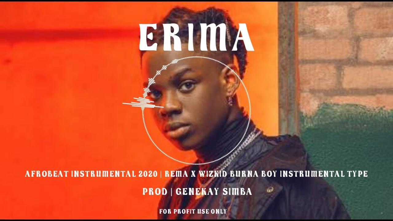 Download AFROBEAT INSTRUMENTAL 2020 | REMA X WIZKID X JEOBOY X BURNA BOY INSTRUMENTAL TYPE |AFROPOP