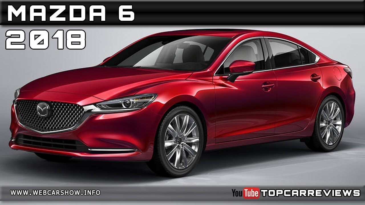 2018 Mazda 6 Review Rendered Price Specs Release Date