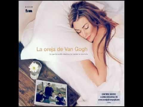 """Álbum Completo La Oreja de Van Gogh """"Lo que te conte mientras Dormias"""""""