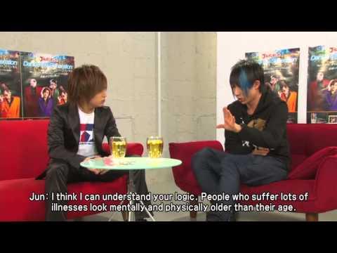"""Junko's Room"" Vol.12 (Final Episode) Guest: Kiryuin Sho (from Golden Bomber) Part.1"