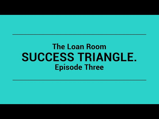 Personal Finance Episode 3 | The Loan Room
