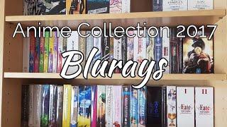 Anime Collection 2017 pt 1 || Blu-rays [long ver.] thumbnail