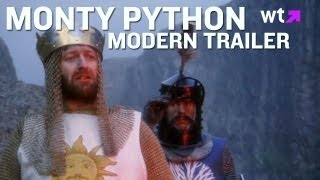 Monty Python Holy Grail Modern Trailer | Best Of The Rest