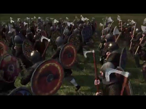 The Last Stand of the Varangian Guard (Medieval Kingdoms 1212 AD)