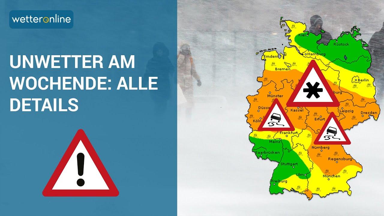 ⚠ Unwetterwarnung ⚠ vor Schnee, Schneesturm und Eisregen (5.2.2021)