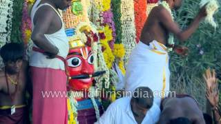 Repeat youtube video Koovagam, the annual congregation of Indian transgenders and eunuchs in Tamil Nadu