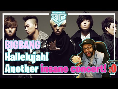 bigbang---hallelujah,-off-the-chains!-**live-performance-reaction**