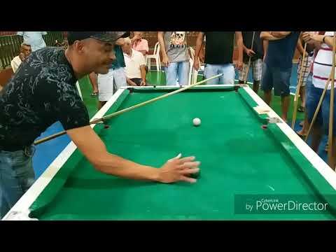 Rodízio de jogo de bolinho em Coromandel-MG NOV/2017