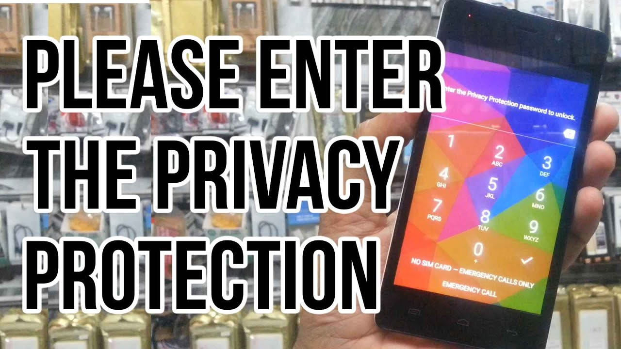 PLEASE ENTER THE PRIVACY PROTECTION PASSWORD TO UNLOCK micromax Review
