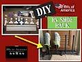 DIY Easy RV Shoe Rack