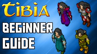 Tibia Beginner Guide | Dawnport, Vocations, Starting Towns & More!