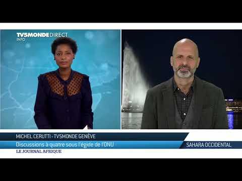 Sahara occidental - Discussions sous l'égide de l'ONU