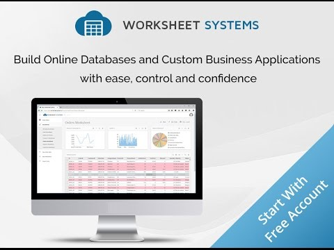 Introducing Worksheet Systems Video Tour