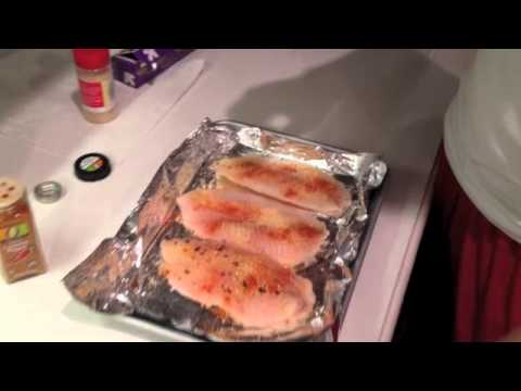 How To Cook Tilapia (Very Healthy)