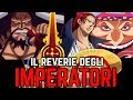 ONE PIECE REPORT - Capitolo 907: BIG MOM e KAIDO ALLEATI! SHANKS a Mary Geois! H
