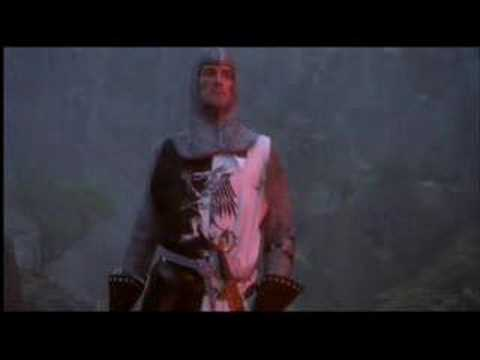 Monty Python and the Holy Grail - The Bridge of Death