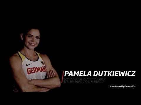 Your Story By Fitness First: Pamela Dutkiewicz (Leichtathletin)