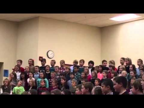 Mount horeb primary center fall concert part 4