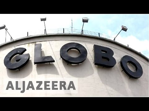 Brazil: Globo's power to influence - The Listening Post (Feature)