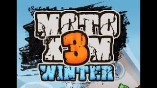 MOTO X3M 4 WINTER BIKE RACE Walkthrough
