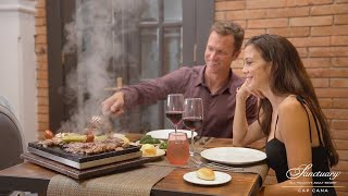 All-Inclusive Fine Dining at Sanctuary Cap Cana