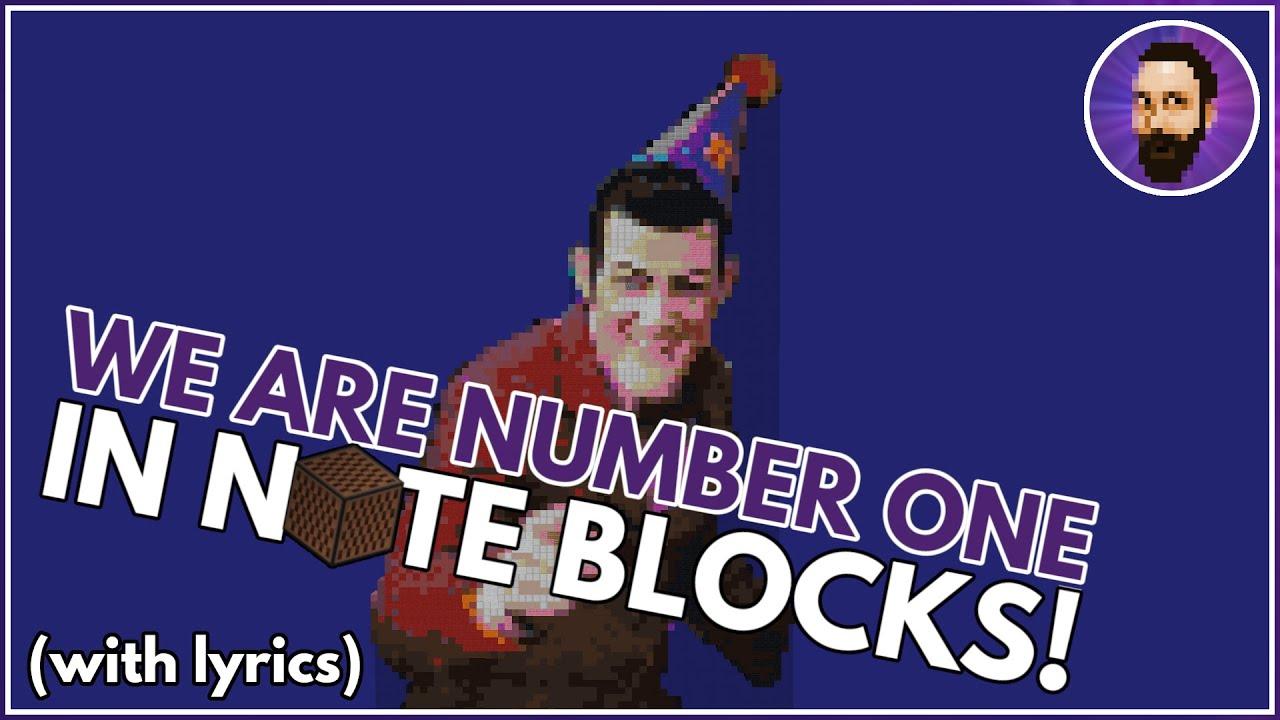CaptainSparklez - Revenge ♪ Minecraft Note Block Song (Lyrics