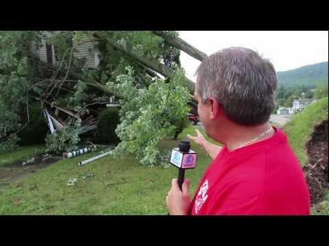 Smethport, PA - Major Storm Damage Cleanup