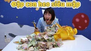 Đập Heo Siêu Khủng Thu Về Hơn 100 Triệu Đồng