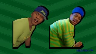 The Fresh Prince of Rockford Hills  [Side by Side Comparison]