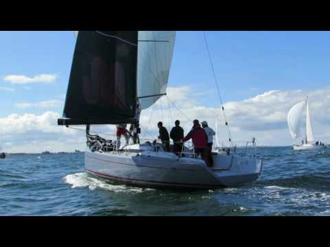 Italia 9.98 Downwind North Sails Trim Cup 2016