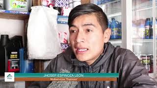 Joseph Espinoza - Ganador del proyecto Haz realidad tu negocio