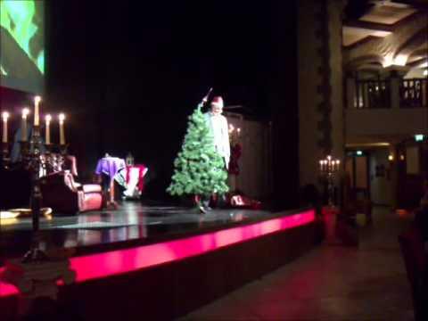 Hausmeister Kalle und sein Weihnachtsbaum - Magic La(r)s Vegas Weihnachtsgala