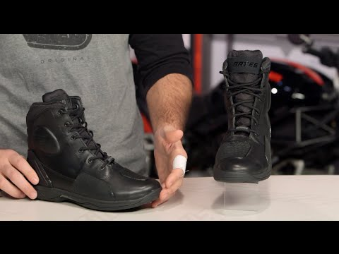 Шмот 6: горные ботинки Bates Combat Hiker - YouTube