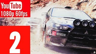 DIRT 3: COMPLETE EDITION - WALKTHROUGH NO COMMENTARY - PART 2 - GAMEPLAY PLAYTHROUGH
