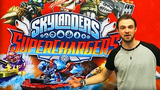 "Skylanders Superchargers! - ""NEW RACING GAME!"" w/ Ali-A"