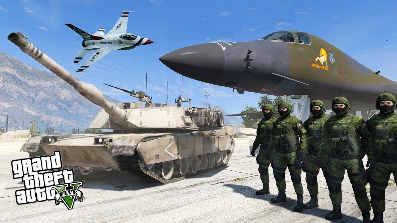 GTA 5 Mod – Biệt Đội Thủy Quân Lục Chiến Tấn Công Cướp Biển somalia Trong GTA V =))