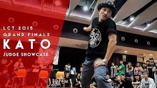Kato (Japan)   Judge Showcase   Lion City Throwdown 2015 Grand Finals   RPProductions