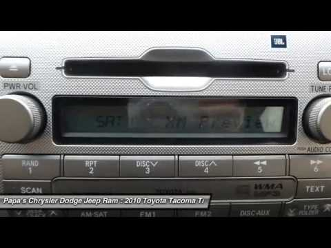 2010 toyota tacoma new britain ct 54258a youtube. Black Bedroom Furniture Sets. Home Design Ideas