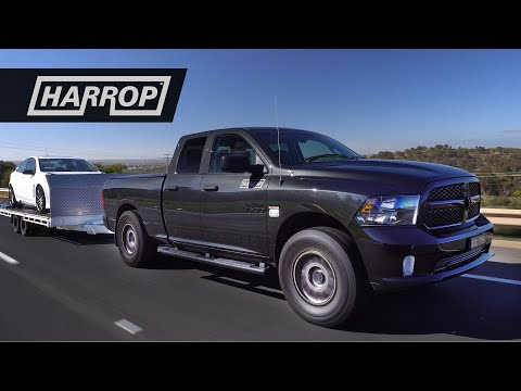 RAM 1500 V8 | Harrop TVS2650 Supercharged