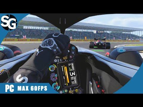 F1 2020 Game | Lewis HAMILTON | British Grand Prix |