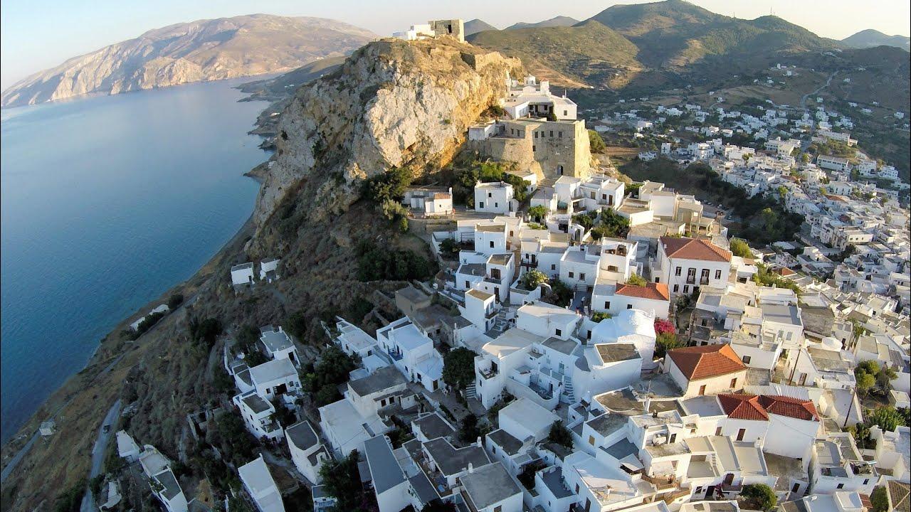 Skyros island HD 1080p - YouTube