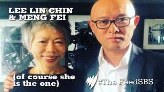 Lee Lin Chin & Meng Fei Talk About Their Love Lives I The Feed