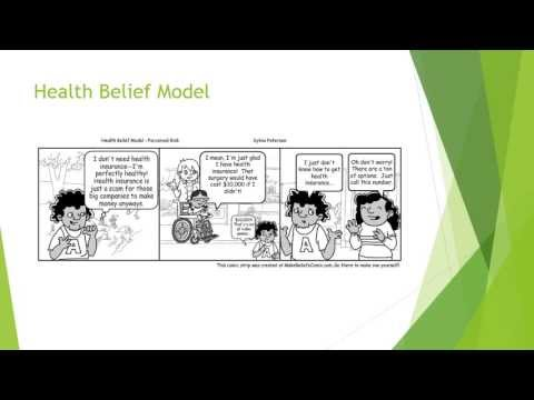 Health Promotion Theories and Models