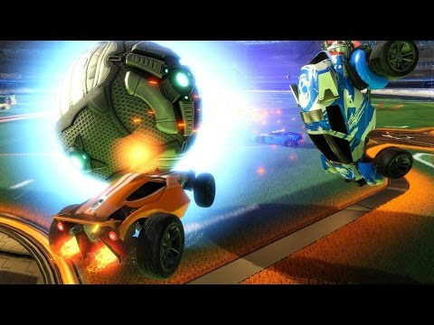 LATE NIGHT ROCKET LEAGUE