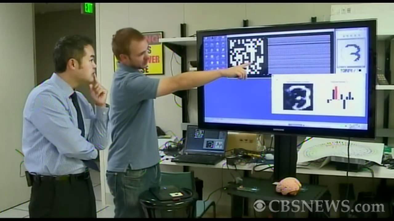 IBM chip mimics human brain