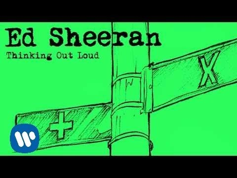 Thumbnail: Ed Sheeran - Thinking Out Loud [Official]