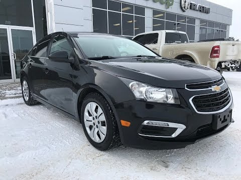 2015| Chevrolet| Cruze| LT| Awesome Price| Remote Start| CD Player| Grove Dodge