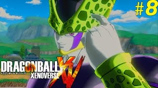 Dragon Ball Xenoverse Story Mode Gameplay Part 8: The Cell Games - Evil Hercule