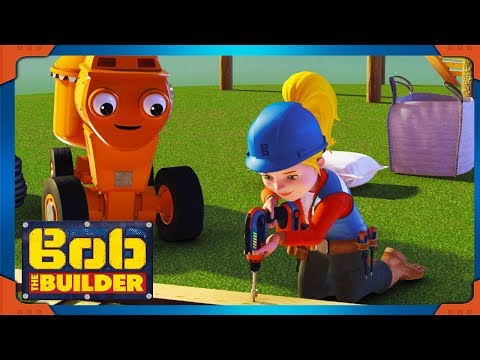 Bob the Builder | The Spring City Clock \ Drill deep ⭐ New Episodes | Compilation ⭐Kids Movies